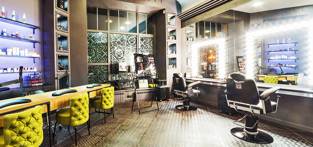 interior salon design