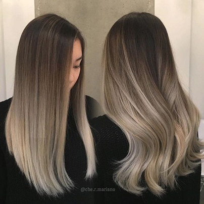 balayage vs ombre what do they really mean. Black Bedroom Furniture Sets. Home Design Ideas
