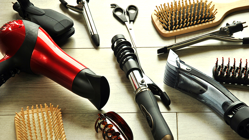 essential styling tools