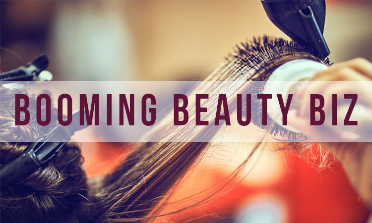 Booming Beauty Buzz