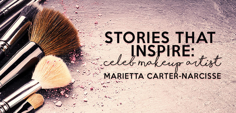 Exclusive Interview With Celebrity Makeup Artist Marietta