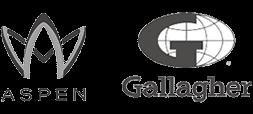 Aspen & Gallagher Logos